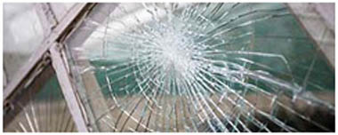 Balderton Smashed Glass